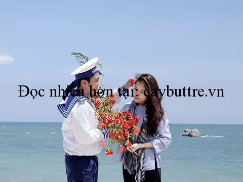 """3 1 - Cuộc thi VIẾT CHO NGƯỜI TÔI YÊU """"Loài hoa của lính đảo"""" - Tác giả: Thùy Dương Hoàng Thị"""