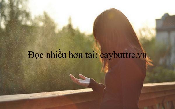 """co gai buon blog em buong tay roi do anh di di21 - Cuộc thi VIẾT CHO NGƯỜI TÔI YÊU """"Bình an cho em"""" - Tác giả: Lạc Nhiên"""