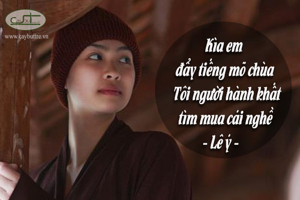 lê ý - Mõ chùa - tác giả Lê Ý