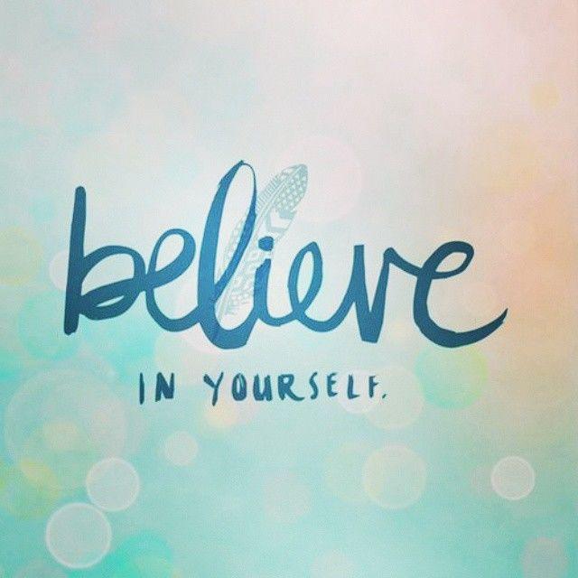 181105 Believe In Yourself - Bạn muốn thành công hay mãi mãi tầm thường?