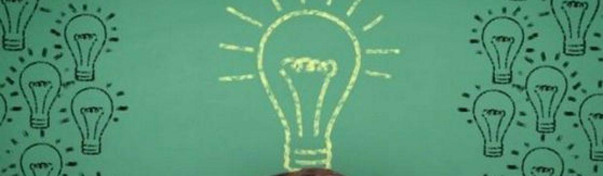 Bí quyết để có được những ý tưởng sáng tạo