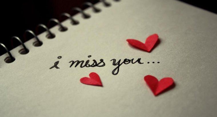 i miss you status and qoutes e1515329643867 - Nhớ- thơ Hồng Sam