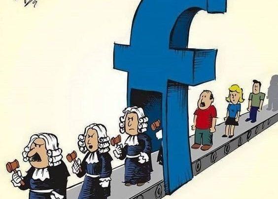 tu bo facebook di 564x405 - Nhảy khỏi vòng kềm tỏa của Facebook