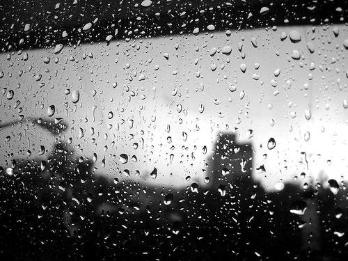 ảnh mưa - Mưa, đêm và anh - thơ Phong Tâm