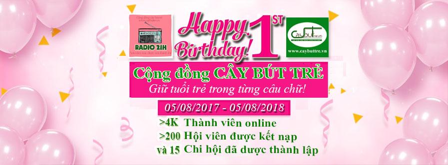 37843758 2131420020462949 2709947441188175872 n - Chúc mừng sinh nhật ngôi nhà mới