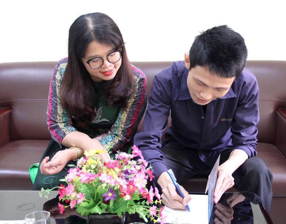 pham xuan truong tho - Nhà thơ Phạm Xuân Trường - khách mời đặc biệt nhân dịp kỉ niệm một năm thành lập Cây Bút Trẻ
