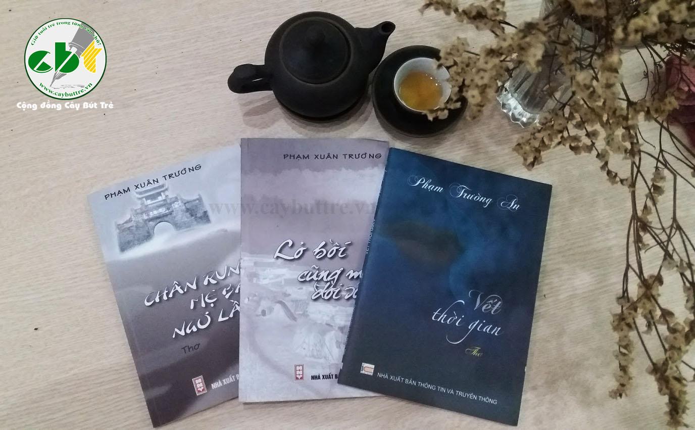 pham xuan truong - Nhà thơ Phạm Xuân Trường - khách mời đặc biệt nhân dịp kỉ niệm một năm thành lập Cây Bút Trẻ