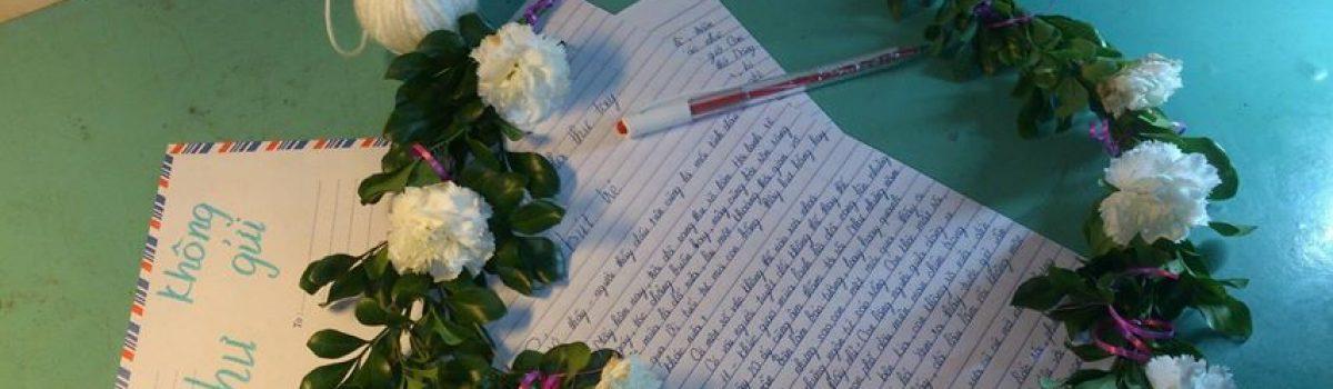 [20/11 và những lá thư tay]: Lá thư không gửi
