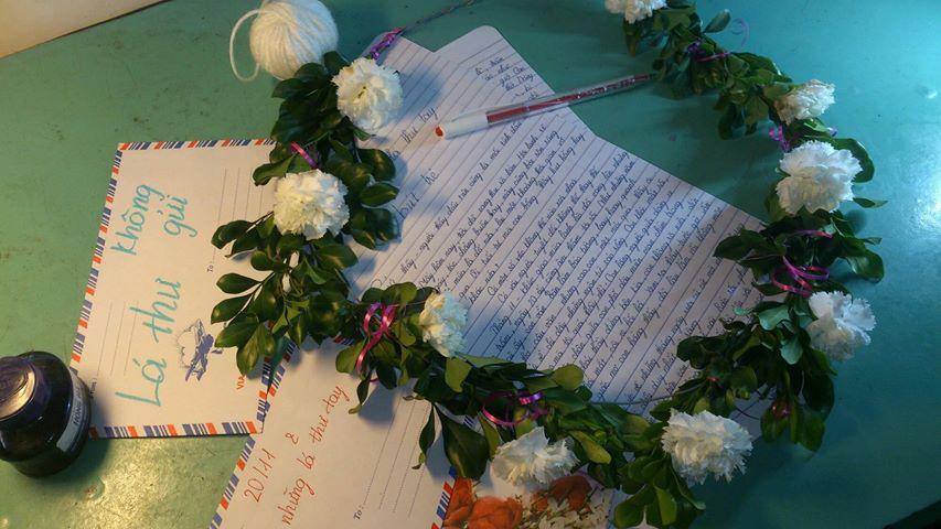 20 11 va nhung la thu tay la thu khong gui - [20/11 và những lá thư tay]: Lá thư không gửi