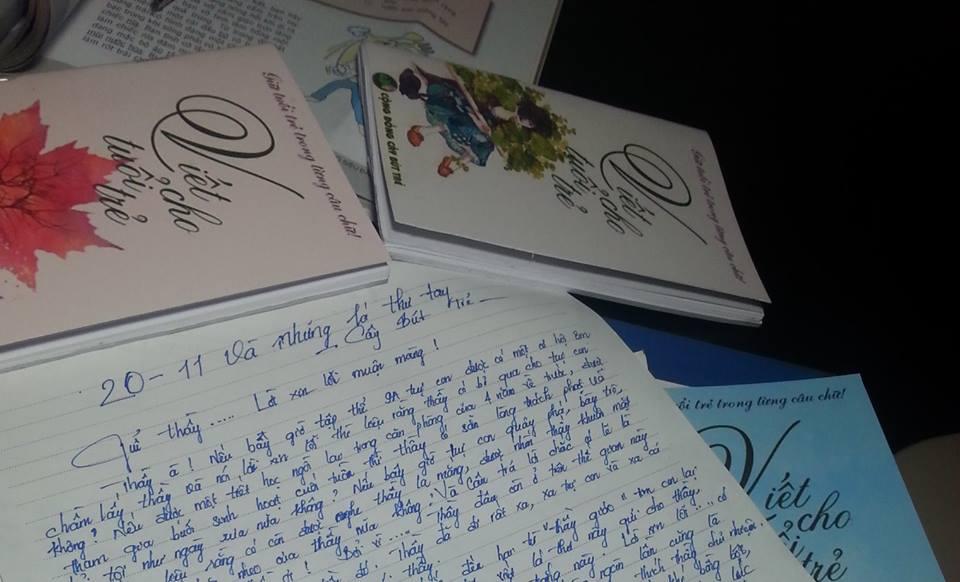 20.11 - [20/11 và những lá thư tay]: Gửi thầy...! Lời xin lỗi muộn màng