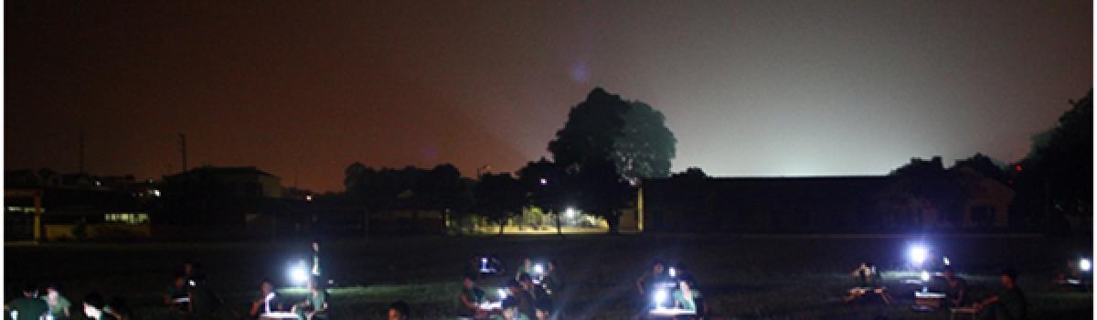 [Radio 21h]: Những ánh đèn đêm- Thanh Tùng ft Kim Dung