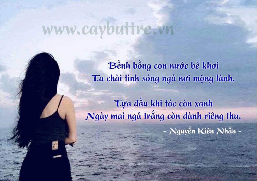 nkn - Nghe duyên - tác giả Nguyễn Kiên Nhẫn