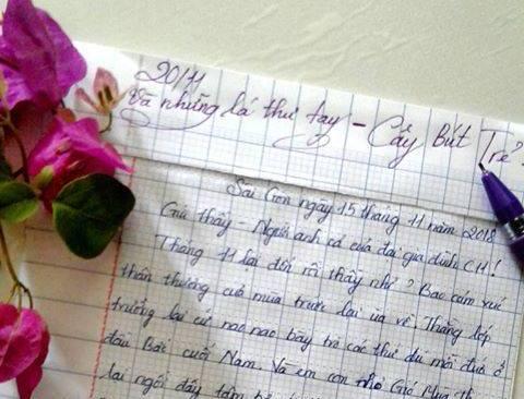 nnp - [20/11 và những lá thư tay]: Gửi thầy – Người anh cả của đại gia đình C11!