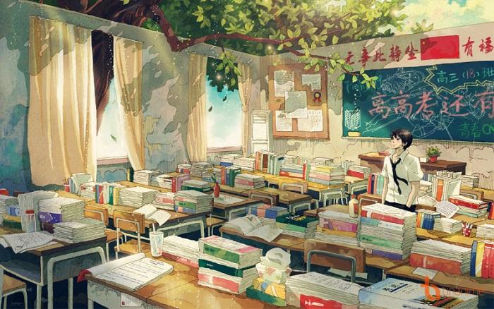 tuoi hoc tro1 - [Cuộc thi] Tuổi học trò trong tôi - Tác giả Vy Donna