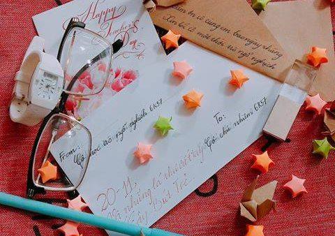 tuyetha - [20/11 và những lá thư tay]: Lá thư của cô học trò ngỗ nghịch