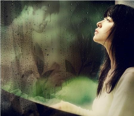 17 - Ngồi khóc dưới mưa...