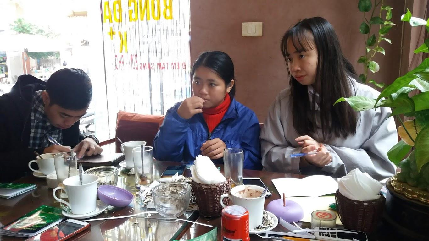 20181216 110354 1 - Tháng 12/2018: Buổi gặp mặt ấm áp giữa mùa đông Hà Nội của các bạn Chi hội Miền Bắc