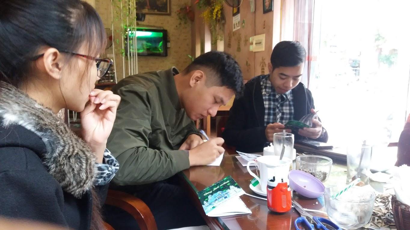 3 1 - Tháng 12/2018: Buổi gặp mặt ấm áp giữa mùa đông Hà Nội của các bạn Chi hội Miền Bắc