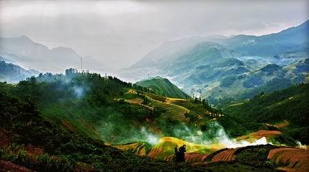 sn - Một thoáng Sầm Nưa-thơ Phạm Hùng