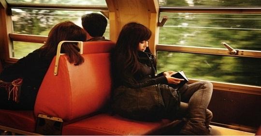 tau1 - Tình yêu không phải chỉ là một chuyến tàu... - tác giả Hương Tràm