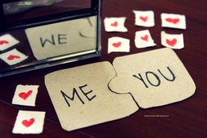 cậu là mảnh ghép của đời tớ
