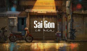 dungkhocosaigon3 300x176 - Sài Gòn, đâu chỉ có hoa - Tác giả Ngân Tăng