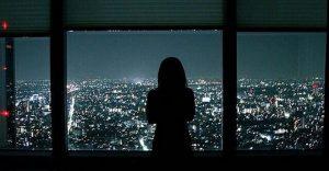 hình ảnh đêm buồn đêm cô đơn 3 300x156 - Góc sân và khoảng trời - Tản văn Hồng Minh