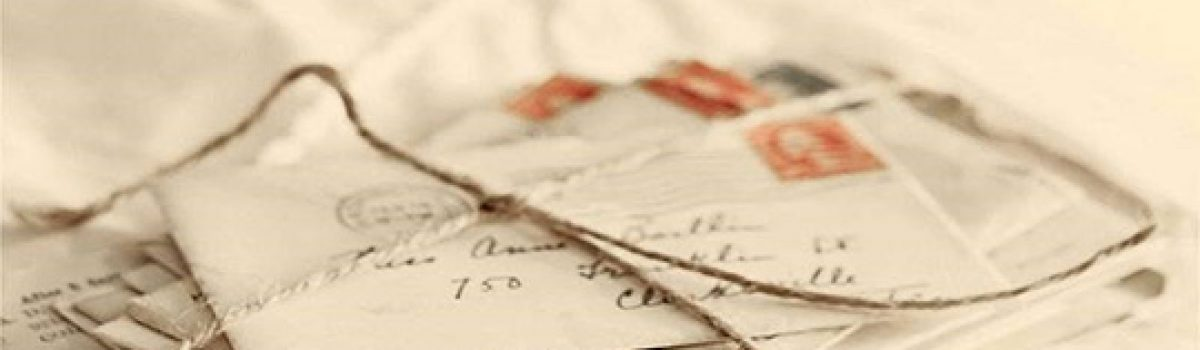 Bức thư gửi lên thiên đường!