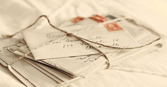 bức thư gửi lên thiên đường