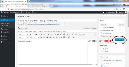 huong dan viet bai cay but tre 15 - Hướng dẫn thành viên nhập/gửi bài viết