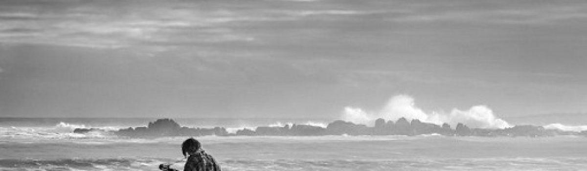 Ra biển chiều mưa – Thơ Dương Xuân Hùng