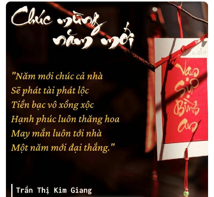 IMG 20200125 100112 - Mùa Xuân đến rồi đó - Thơ Hương Tràm