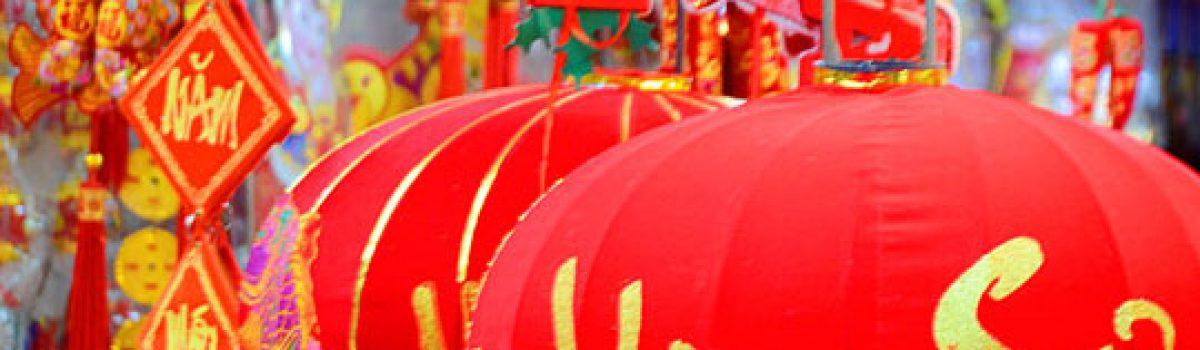Lời chúc mừng năm mới – Thơ Khánh Huyền