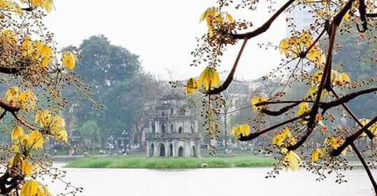 tpok - Thành phố vào xuân - Thơ Vàng Bạc Ngọc Tiến