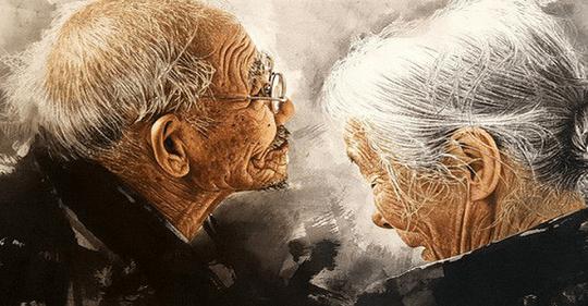 con xin loi min - Đừng để cha mẹ mất rồi mới hối hận trong bài thơ Con xin lỗi của tác giả Xuân Hùng
