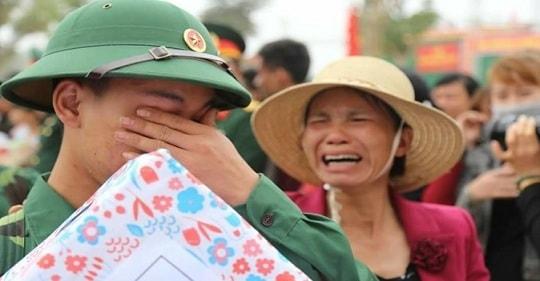 rffgrtfhnyh min - Xin đừng khóc cho những người nhập ngũ hôm nay!