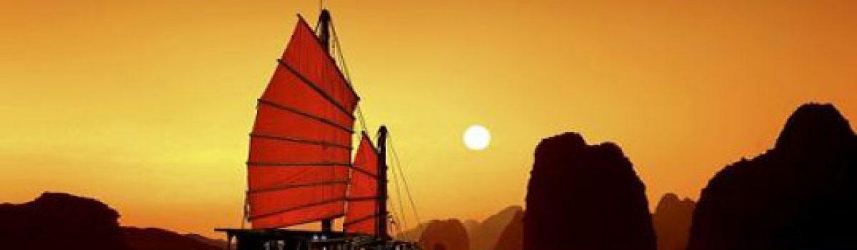 Bay cùng lời tự tình với biển – Thơ Hoàng Chẩm