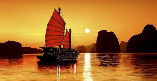 hc - Bay cùng lời tự tình với biển - Thơ Hoàng Chẩm