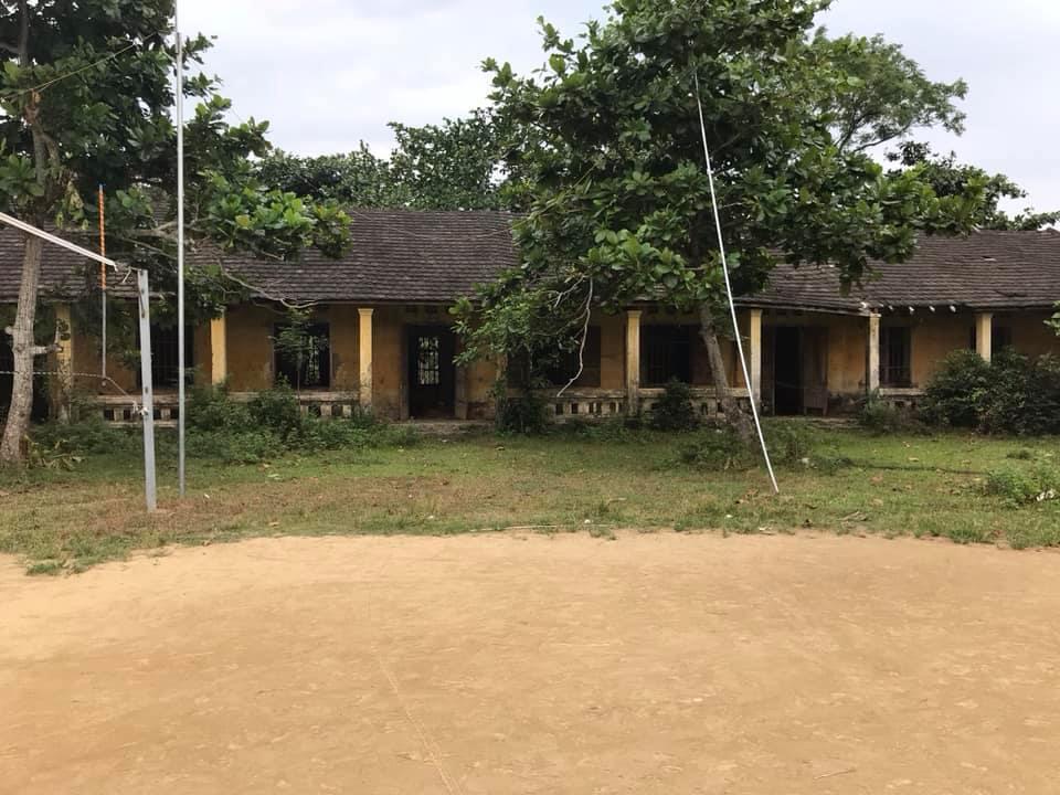 Trường xưa