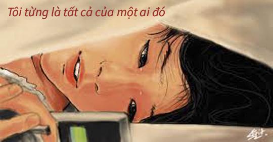 Untitled 1 1 - Tôi từng là tất cả của một ai đó - Tản văn Nguyễn Hương