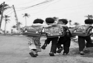 con duong den truong 1 305x207 - Thời xa vắng - Truyện ngắn Nguyễn Hồng Minh