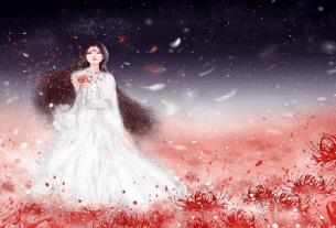 nỗi lòng hoa Bỉ Ngạn thơ Diệu Ninh đăng trên Cây Bút Trẻ