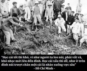 1 300x246 - Kỷ niệm 130 năm Ngày sinh Chủ tịch Hồ Chí Minh (1890-2020): Hồ Chí Minh - Người yêu thương tất cả, chỉ quên mình