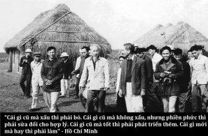 10 300x197 - Kỷ niệm 130 năm Ngày sinh Chủ tịch Hồ Chí Minh (1890-2020): Hồ Chí Minh - Người yêu thương tất cả, chỉ quên mình