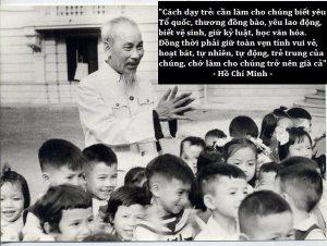 16 300x226 - Kỷ niệm 130 năm Ngày sinh Chủ tịch Hồ Chí Minh (1890-2020): Hồ Chí Minh - Người yêu thương tất cả, chỉ quên mình