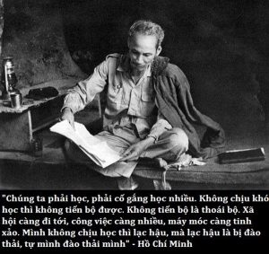19 300x283 - Kỷ niệm 130 năm Ngày sinh Chủ tịch Hồ Chí Minh (1890-2020): Hồ Chí Minh - Người yêu thương tất cả, chỉ quên mình