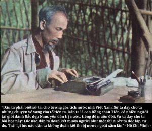 22 300x259 - Kỷ niệm 130 năm Ngày sinh Chủ tịch Hồ Chí Minh (1890-2020): Hồ Chí Minh - Người yêu thương tất cả, chỉ quên mình