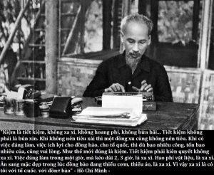 23 300x246 - Kỷ niệm 130 năm Ngày sinh Chủ tịch Hồ Chí Minh (1890-2020): Hồ Chí Minh - Người yêu thương tất cả, chỉ quên mình