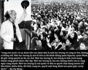 25 300x237 - Kỷ niệm 130 năm Ngày sinh Chủ tịch Hồ Chí Minh (1890-2020): Hồ Chí Minh - Người yêu thương tất cả, chỉ quên mình