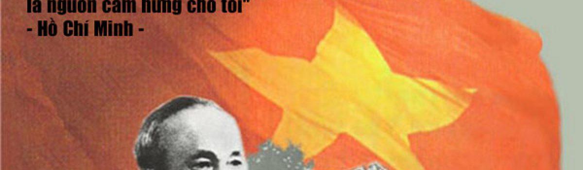 Kỷ niệm 130 năm Ngày sinh Chủ tịch Hồ Chí Minh (1890-2020): Hồ Chí Minh – Người yêu thương tất cả, chỉ quên mình